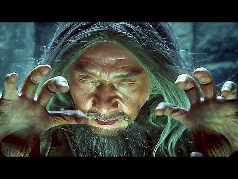 JOURNEY TO CHINA International Trailer ✩ Arnold Schwarzenegger, Jackie Chan, Fantasy