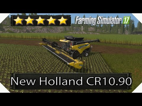 New Holland CR10.90 Combine Pack v1.2