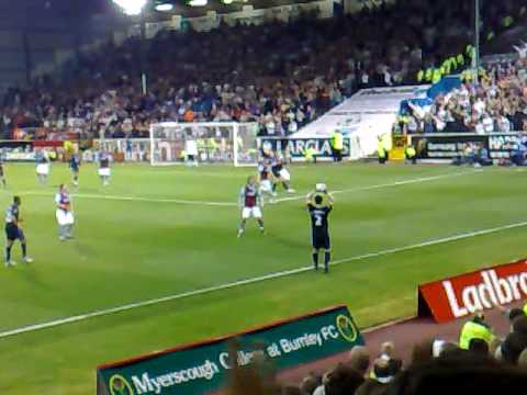 El Burnley vence al Manchester United 1-0 enTurf Moor
