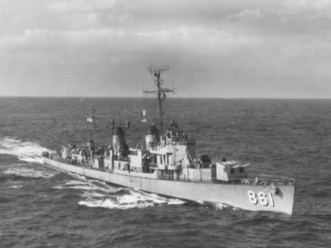 USNM Interview of Vincent Diomede Part One Service in the United States Navy during the Cold War