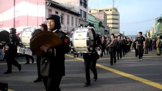 Segamat Malaysia  city photos : Perbarisan Merdeka 59 Malaysia ; Dataran Segamat