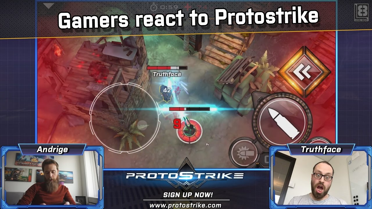 'Protostrike', an Upcoming Online Arena Shooter, Is Looking for Beta Testers on Our Forums