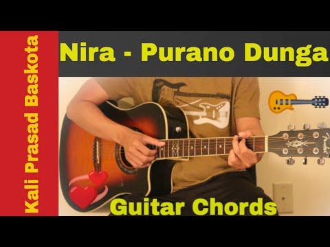 Nira jaile risaune | purano dunga – guitar chords | guitar strumming ...