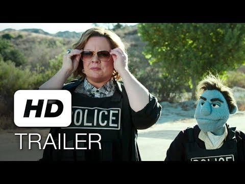 The Happytime Murders - Official Trailer (2018) | Melissa McCarthy