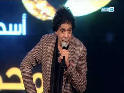 """خلال تكريم """"وشوشة"""": محمد منير يطالب عمرو مصطفى بألحان لمصر"""