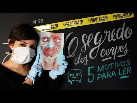 #39 O SEGREDO DOS CORPOS - 5 MOTIVOS PRA LER   NO CRIADO-MUDO