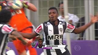 Gols do jogo Atlético-MG 4 x 1 Flamengo - 27ª Rodada Brasileirão 2015 - 20/09/2015.