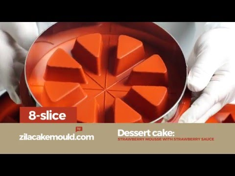 Forma silicon Zila 8