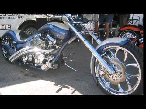 MOTORCYCLES CHOPPERS