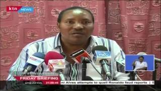Friday Briefing Full Bulletin 5th February, 2016