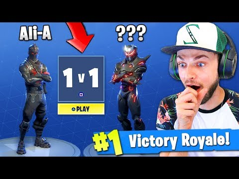 The 1v1 you've *ALL* been WAITING FOR! (Fortnite: Battle Royale) (видео)