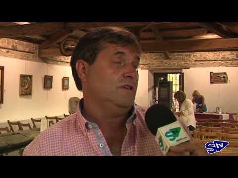 Poemas cortos - Santiago Sanz presenta su libro de poemas en San Andrés de Soria