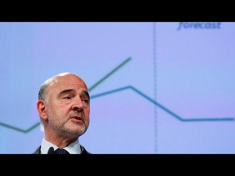 Εξωτερικοί παράγοντες επισκιάζουν την ανάπτυξη στην Ευρώπη…