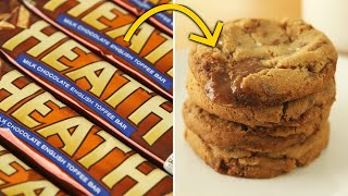 How To Make Candy Bar Cookies • Tasty by Tasty