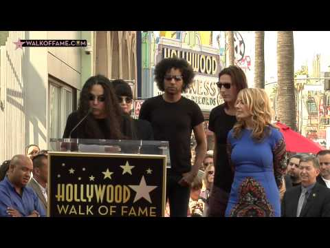Heart Walk of Fame Ceremony