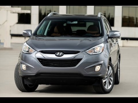 2015 Hyundai Tucson Start Up and Review 2.4 L 4-Cylinder