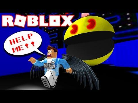 Roblox | PACMAN ĐÃ NỔI ĐIÊN CHẠY MAU - PacBLOX PacMan | KiA Phạm - Thời lượng: 16:45.
