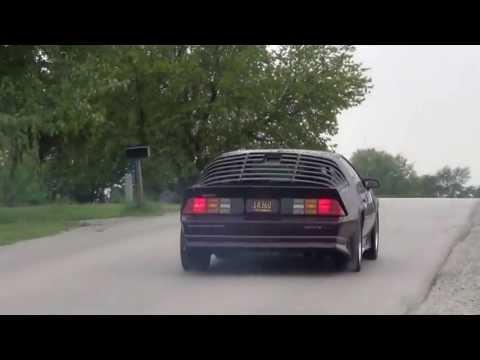 thirdgen fest 2013 burnouts/cars leaving video 5 of 7 (видео)