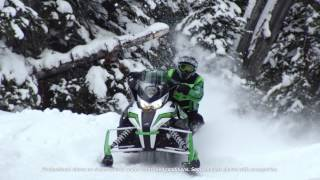 6. Arctic Cat 2016 XF Engine-Drive Train