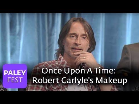 Once Upon A Time - Robert Carlyle's Makeup Process (видео)