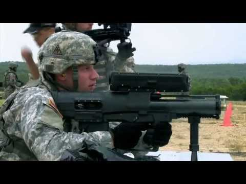 XM25 25mm Counter Defilade Target Engagement (CDTE) System
