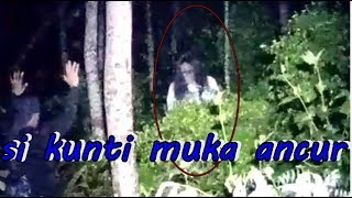 Download Video MUKA KUNTILANAK TERLIHAT SEPERTI MELEPUH MP3 3GP MP4