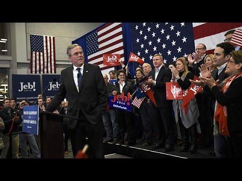 Τζεμπ Μπους: Συνεχίζει μέχρι να αποσυρθεί