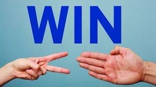 How To Win At Rock Paper Scissors