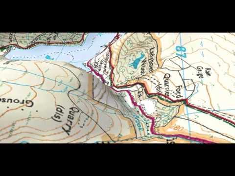 WCC Peak District 3D Route Maps 2017