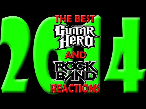 The Best Guitar Hero and Rock Band Reactions of 2014