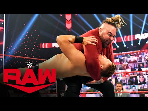 Bray Wyatt vs. The Miz: Raw, Nov. 16, 2020