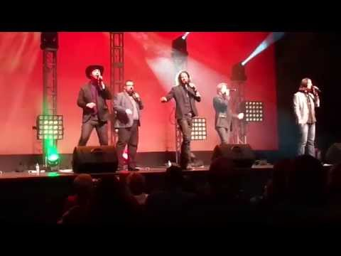 Home Free Full of Cheer Tour in MN @ the Fitzgerald Theater (Christmas Medley)