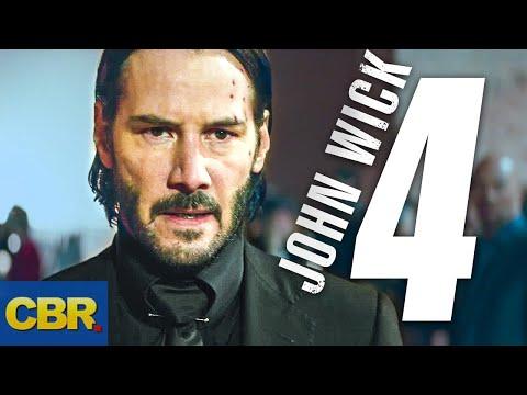 John Wick Will Face An All Out Assassin War