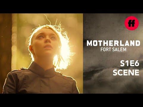Motherland: Fort Salem | Season 1, Episode 6 | Raelle Demonstrates Salva Flying To The Unit