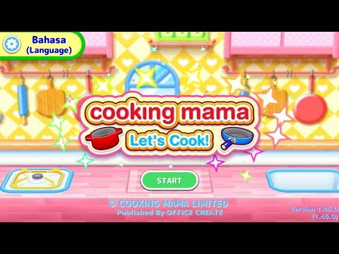 Game Android Memasak: Cooking Mama Let's Cook | Android Apk | Offline | Cooking Gameplay