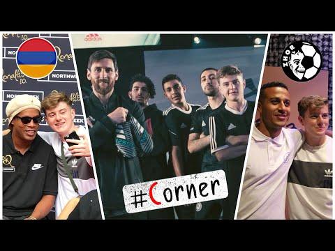 #Corner. «Մեսիենց ընկերը» / Հայ ֆրիսթայլերը` Բարսելոնայից / Zhork, Messi & Co