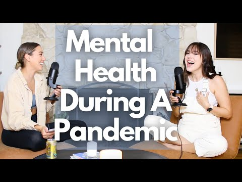 Dealing With Mental Health During A Pandemic With Joanna Simon