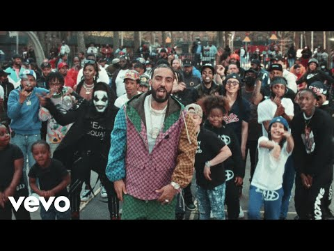 French Montana - FWMGAB (Official Music Video)