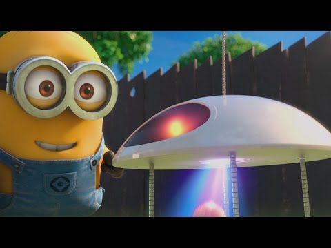 Minion's UFO Stage | Despicable Me: Minion Rush