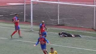 Penalti a lo Panenka de Ayoze Pérez
