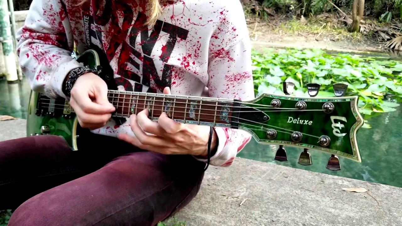 Vidi Melius Dies (Eric Shreds) Guitar