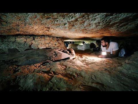 Αίγυπτος: Στο «φως» αρχαία νεκρόπολη