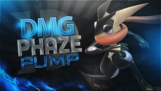 "DMG Phaze – ""Pump"" – Greninja Combo Video"
