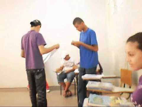 Minha Sala de Aula - 2010 - Anchieta - Mirassol D'Oeste - Mato Grosso