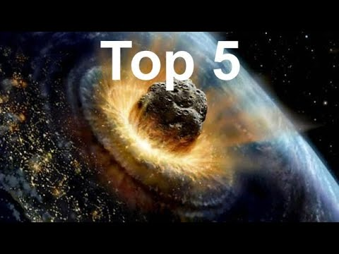 Top 5 Meteorite Scenes In Movies