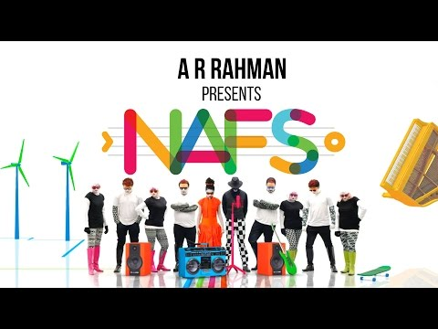 AR Rahman launched first official music video of his new band NAFS