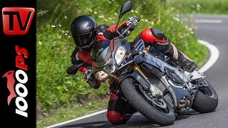 5. Aprilia Tuono V4 1100 RR | Review, Test, Specs