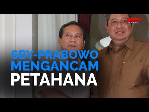 SBY-Prabowo Mengancam Petahana