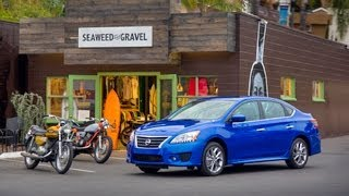 Real World Test Drive 2013 Nissan Sentra