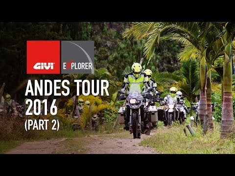The GIVI ANDES TOUR led us in the regions of the Central and South Colombian Andes, in 8 fantastic days of motorbike adventure from 10 to 18 September 2016.